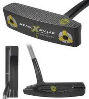 Odyssey Metal X Milled  Putter